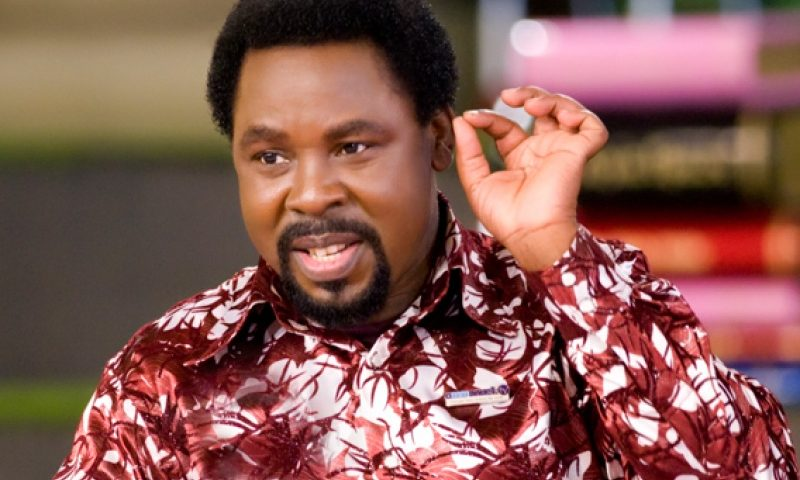 Trump's win: Only prophets can understand me – TB Joshua