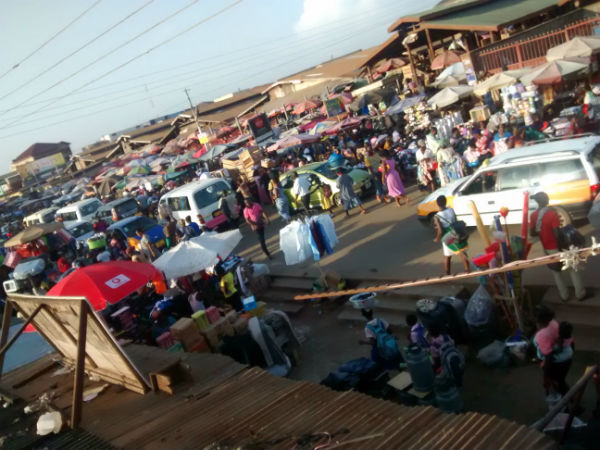Market Women To Pay GHS 5,000 To Occupy Renovated Market?