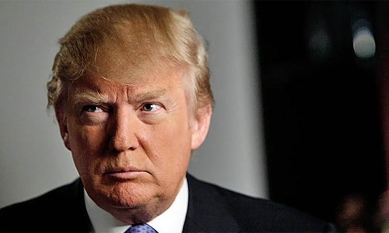 Shocking: See The True Colours of Donald Trump (Video)