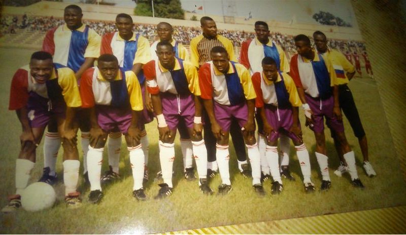 Meet the Ex-Hearts Footballer Turned Business Man in Ashaiman