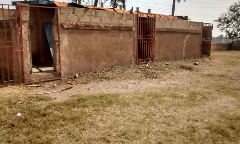 Photos: Ashaiman Presby JHS Left To Rot