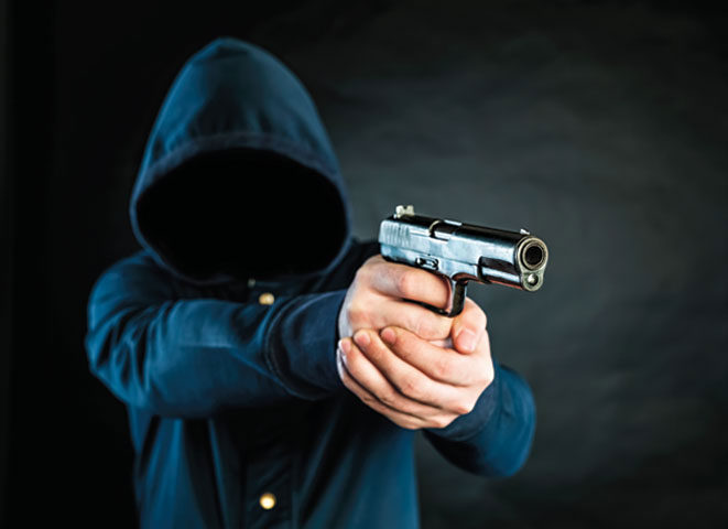 Armed Robbers Attack Residents Around Ashaiman's Agege Market
