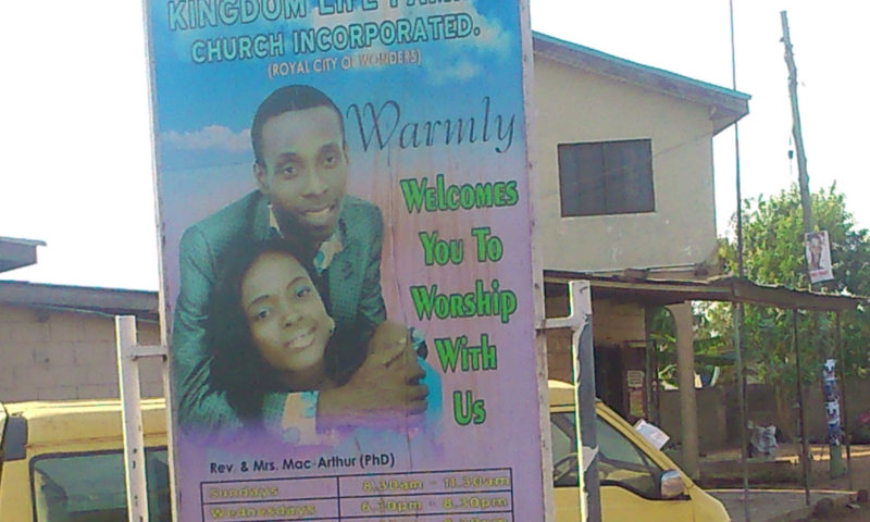 Pastor and Wife Romance At Road Side