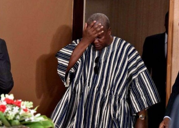 NDC Retires Mahama Before 2020 Elections