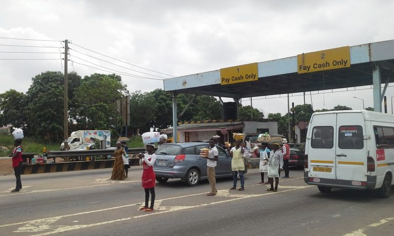 Ashaiman's Motorway Toll Booths Attacked By NPP Supporters