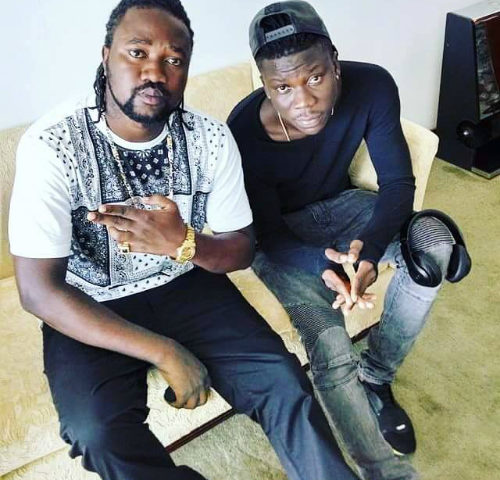 Chaos? Dakay Confirms Split With Stonebwoy