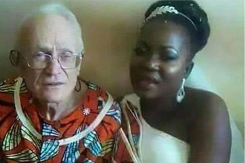 29-Year-Old Lady Marries 92-Year-Old Businessman