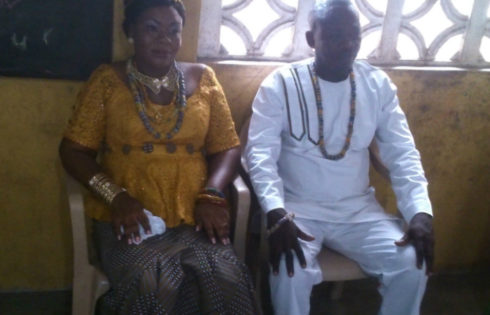 Photos: The Ordained Traditional Marriage
