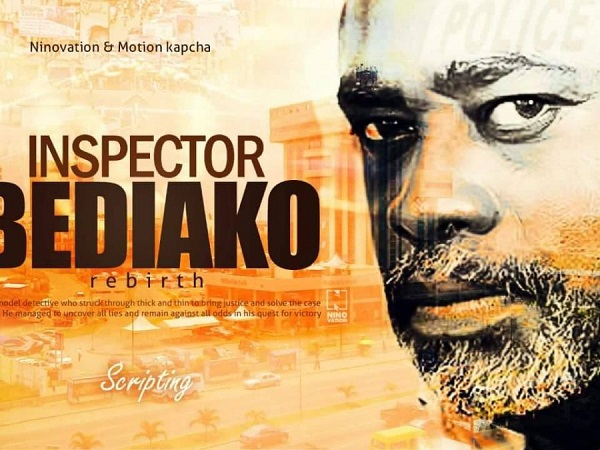 Inspector Bediako Series Return to TV
