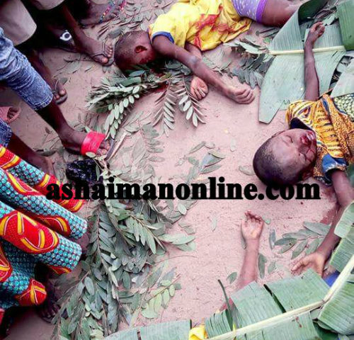 Disturbing Photos: Collapsed Building Claims Students' lives