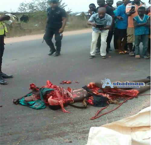 Terrible: S.H.S Student dies in a Gory Accident