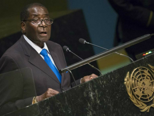 Humorous Quotes of Methuselah Robert Mugabe….