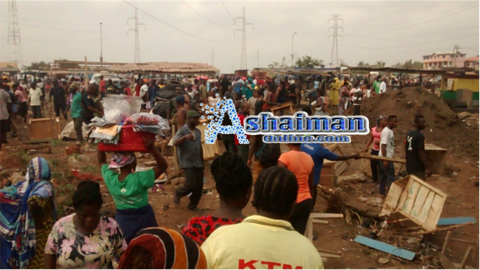 Ashaiman market women on demo-ashaimanonline.com