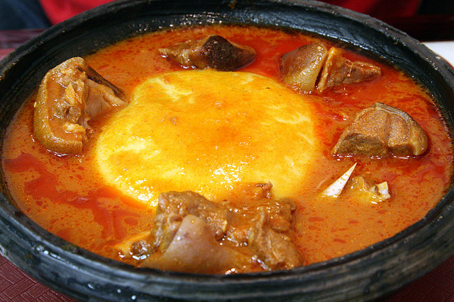 Mensa Otabil: Fufu is killing Africans