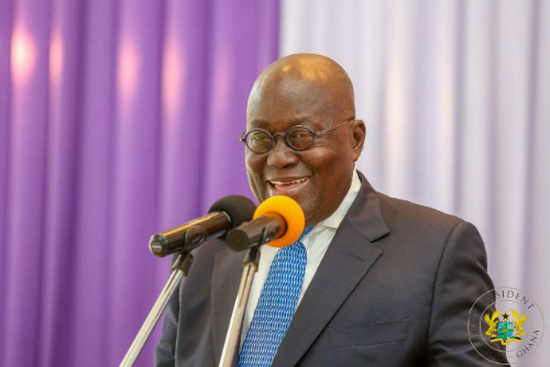 'Prophet' Akufo-Addo: A Woman Will One Day Be President Of Ghana