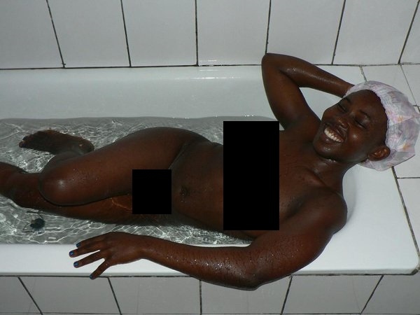 Ashaiman Lady Go Nude for Fame