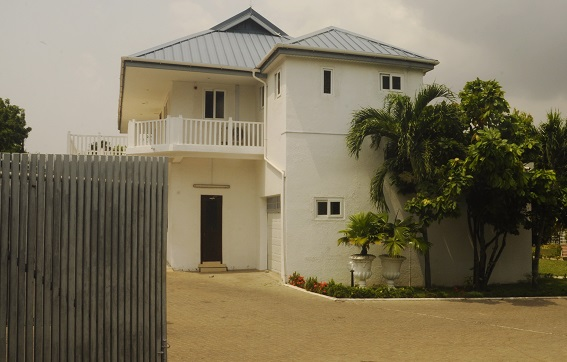 Former President Mahama vacates official residence