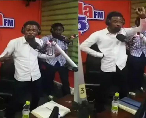 WATCH: Ghanaian Prophet Prophesied the Kintampo Disaster