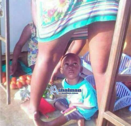 Caution: Don't Underestimate Your Kids (Photo)
