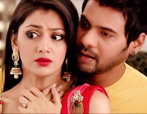Kumkum Bhagya 28th March 2017 full episode written update: Pragya and Purab find Tanu's pregnancy report at Nikhil's house