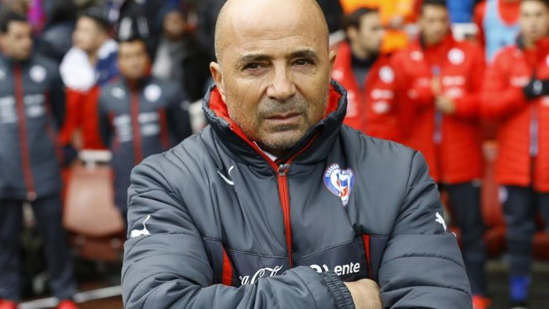 Barcelona should appoint Sampaoli – the man to keep Messi happy
