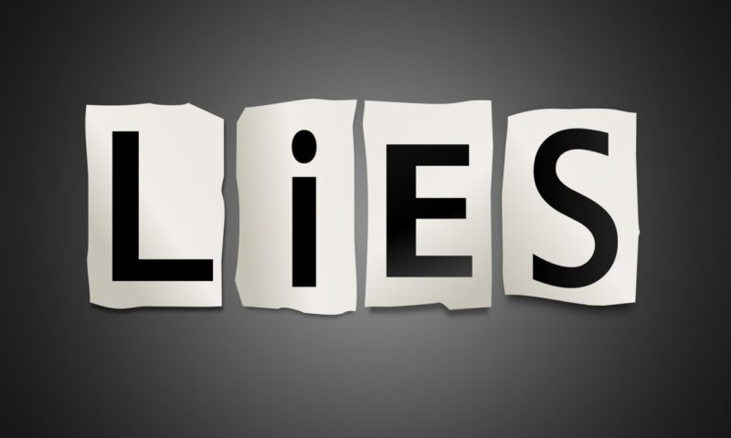 Revealed: Top 10 Lies Women Tell Men