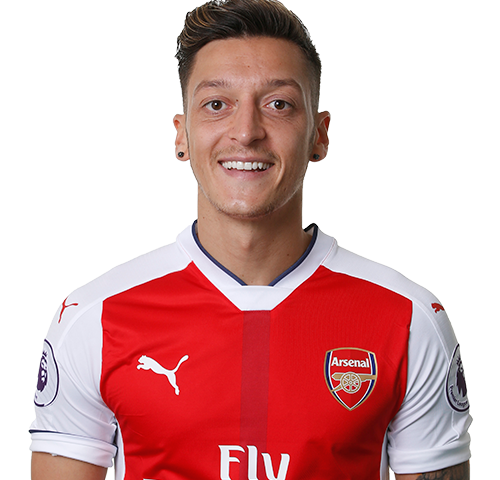 Mesut Ozil out of Liverpool match with flu