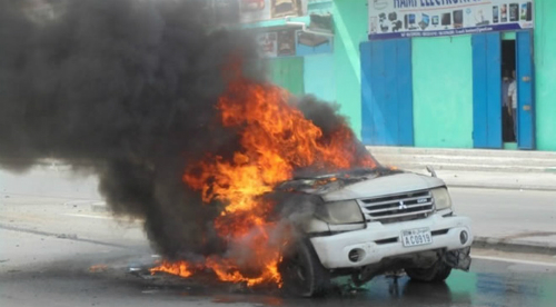 Somalia car bombing - ashaimanonline.com
