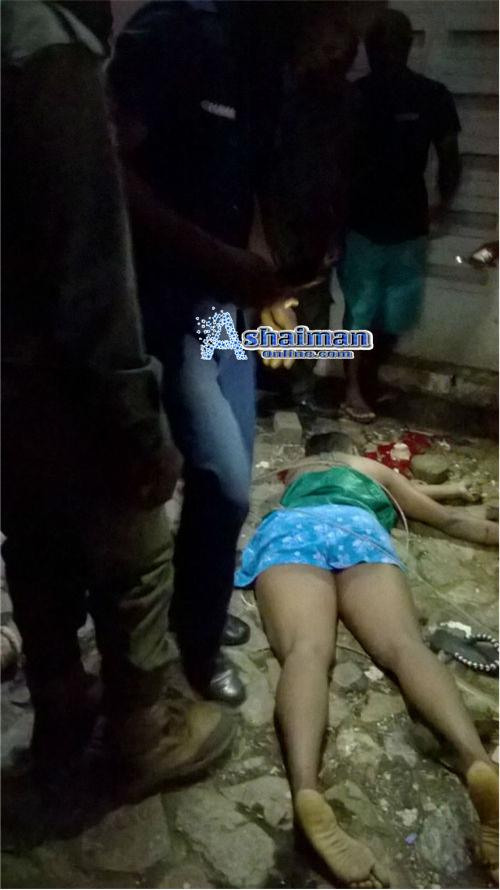 Breaking News Legon Girl Commits Suicide Photos