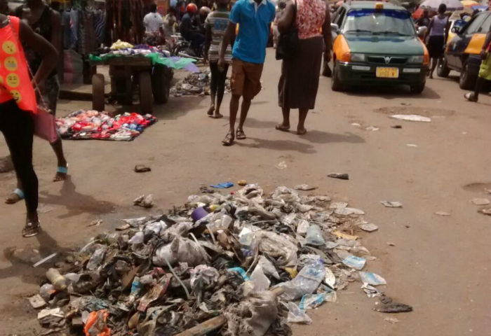 Ashaiman: Poor Sanitation Threatens Public Health (Photos)