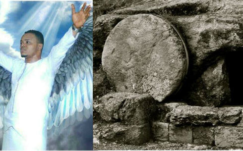 """I Rolled Out The Tomb Stone For Jesus"" – Angel Obinim"