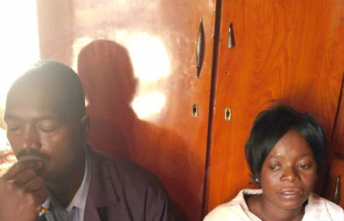 Ashaiman: Cheating couple caught red handed in bed