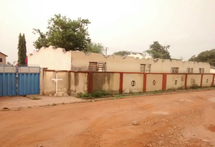 Ashaiman Sun Star School Closed Down (Photos)