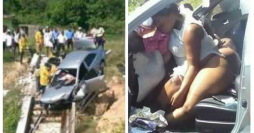 Police Officer And Lover Die In Crash While Having Sex (Photos)