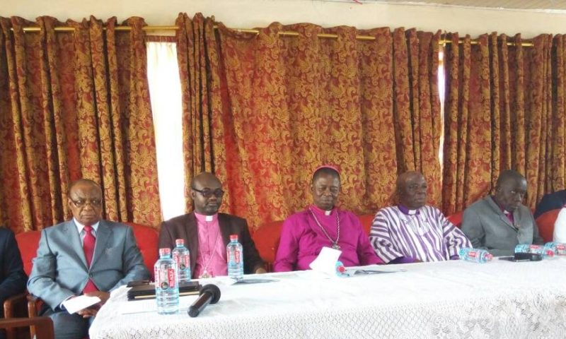 Churches join fight against galamsey