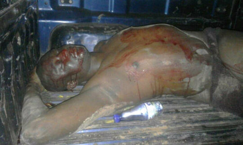 Killer of A Police Officer In Ashaiman Gunned Down (Photos)