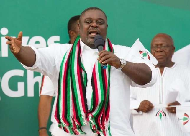 Return to Ghana and work – Koku to Akufo-Addo