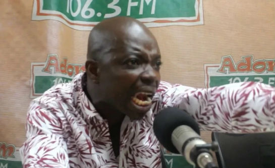I don't like foolish orders from Nana Addo – Abronye DC