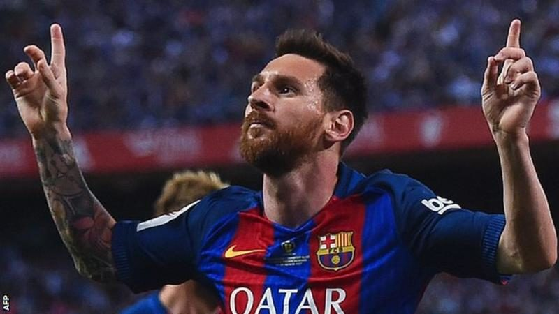 Lionel Messi vows to end career with Barcelona