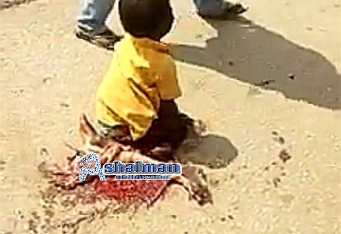 WATCH: 6 Year Old Boy Loses Legs Over GHC 2.20p