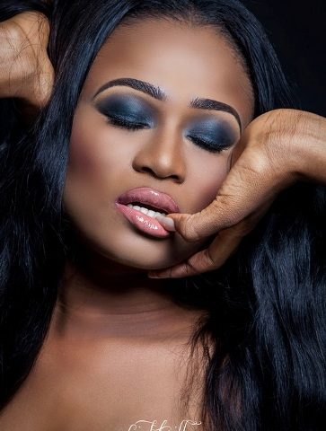 I released my naked pictures because I was being blackmailed – Christabel Ekeh