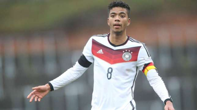 Germany Confederations Cup winner Henrinchs visits his motherland Ghana