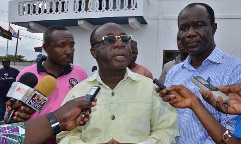 NPP to grill Ken Agyepong over Nana Addo criticisms