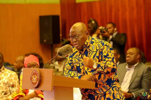 'Judgment Day' Coming For Woyome – Akufo-Addo