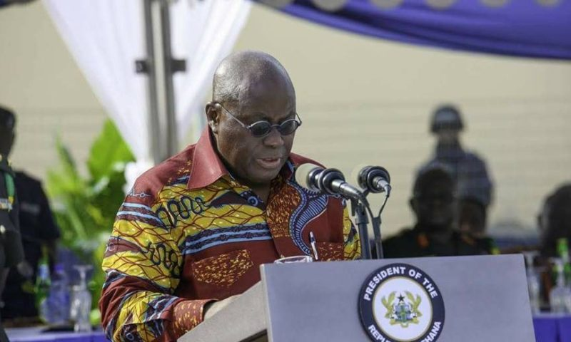 "Akufo-Addo govt ""drowning"" in corruption – NDC"