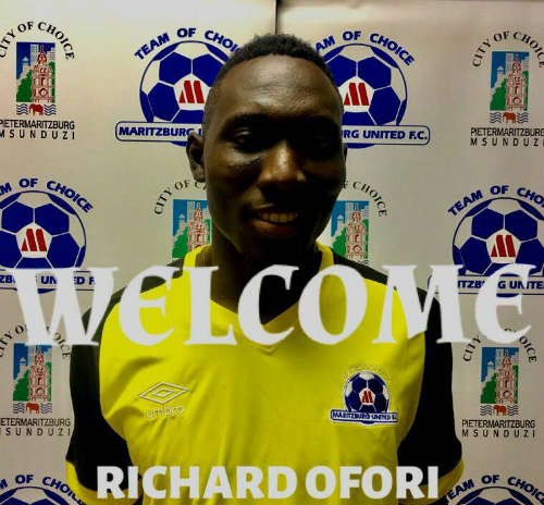 Breaking News: Ghana goalkeeper joins South African side Maritzburg United