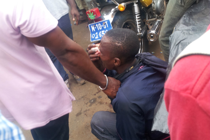 Ashaiman (Man, 25, Manhandled For Theft) - ashaimanonline.com
