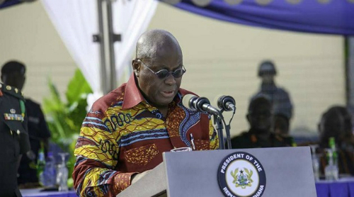 51 districts to get factories by end of 2017 – Nana Addo