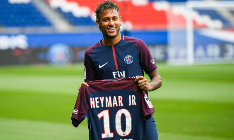 I wanted a bigger challenge at PSG than Barcelona – Neymar