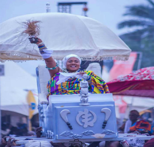 Colourful Event Heralds 80th Ada Asafotufiami Festival (Photos)